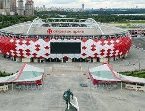 Стадион Открытие Арена (Спартак)
