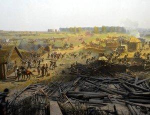Фото Музей-панорама «Бородинская битва»