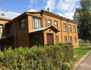Олонецкий музей карелов-ливвиков Н.Г. Прилукина