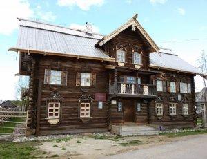 Фото Шелтозерский Вепсский Этнографический музей