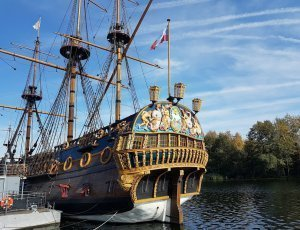 Корабль-музей Гото Предестинация