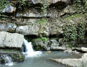 Первый Змейковский водопад