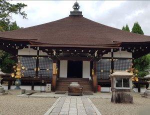 Храм Нинна-дзи