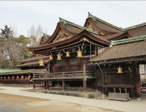 Храм Китано-тэммангу