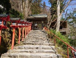 Храм Хонмия Кифунэ