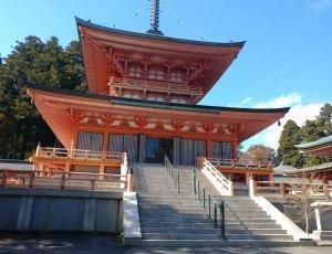 Храм Энряку-дзи