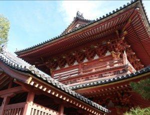 Фото Храм Дайтоку-дзи