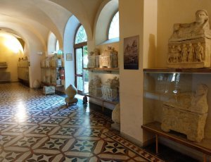 Этрусский музей Марио Гуарначчи