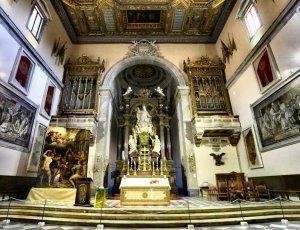 Церковь Сан-Стефано деи Кавальери