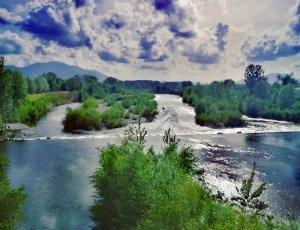 Река Серкьо