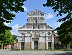 Церковь Сан Паоло Рипа д'Арно