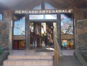 Фото Рынок Mercado Artesanal