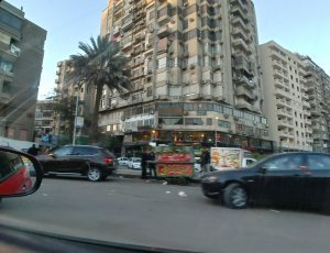 Ливанская площадь