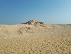 Незавершенная Северная пирамида Бака