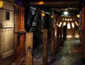 Подземелья Лондона «Лондонская темница»
