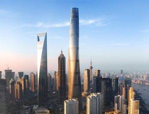 Фото Шанхайская башня