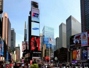 Фото Таймс сквер