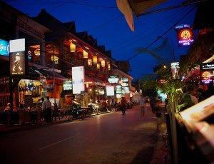 Ночной рынок «Ангкор»