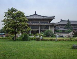 Исторический музей провинции Шэньси