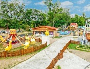 Парк Королевство для детей