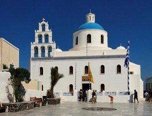 Церковь Панагии Плацани