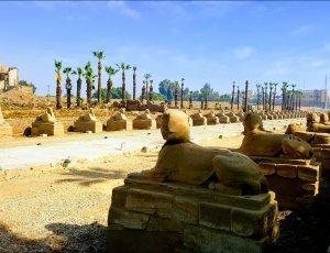 Фото Луксорский храм