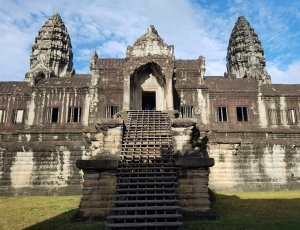 Фото Храм Ангкор-Ват