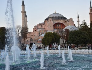 Фото Собор Святой Софии в Стамбуле