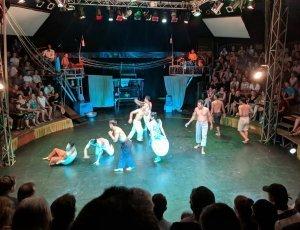 Камбоджийский цирк