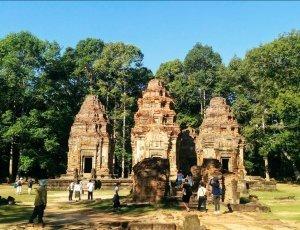 Фото Храм Преах-Ко