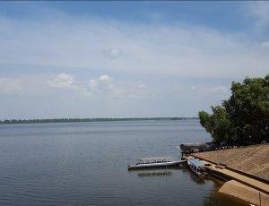 Камбоджийское водохранилище «Западный Барай»