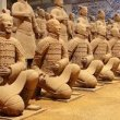 Фото Терракотовая армия императора Цинь Шихуанди 7