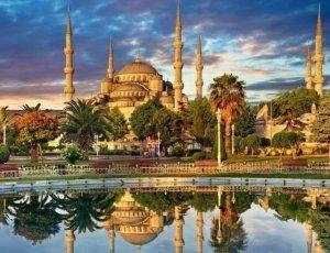 Душевный отдых в Стамбуле (Турция)