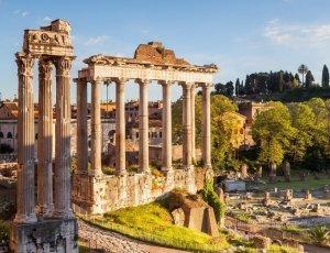 Пляжный отдых и самостоятельное путешествие в Рим