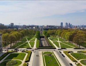Парк Пятидесятилетия «Сэнкантёнэр»
