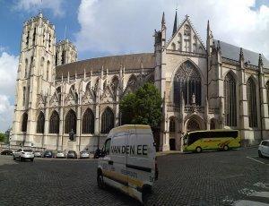 Брюссельский собор Святых Михаила и Гудулы