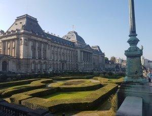 Брюссельский Королевский парк