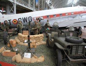 Музей королевской армии и военной истории