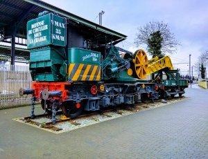 Железнодорожный музей «Train World»