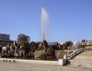 Площадь имени Ким Ир Сена