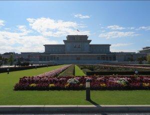 Фото Мавзолей Ким Ир Сена и Ким Чен Ира: Кымсусанский мемориальный дворец Солнца