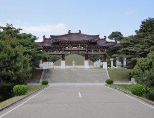 Фото Гробница короля Тонгмёнга
