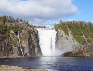 Водопад Монморенси