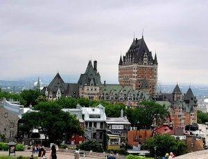 Квебекская крепость