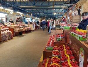 Рынок Старый порт Квебека