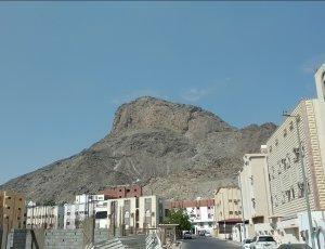 Гора Jabal Al Nour