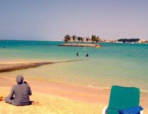 Пляж Серебряные Пески