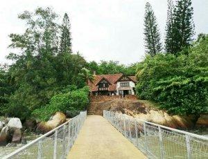 Остров Пулау Убин