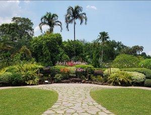 Национальный сад орхидей