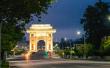Фото Триумфальная арка в Пхеньяне 9